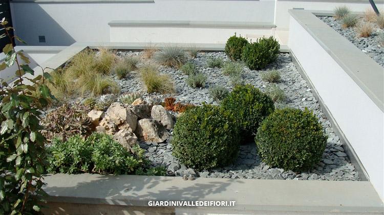 Giardini valle dei fiori ha progettato e sta realizzando - Giardini villette private ...