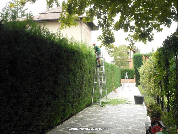 Manutenzione giardini servizi aree verdi parchi pubblici for Manutenzione giardini