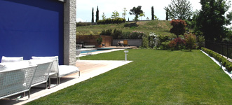 Idee progettazione giardini tag directory for Ville giardini moderni